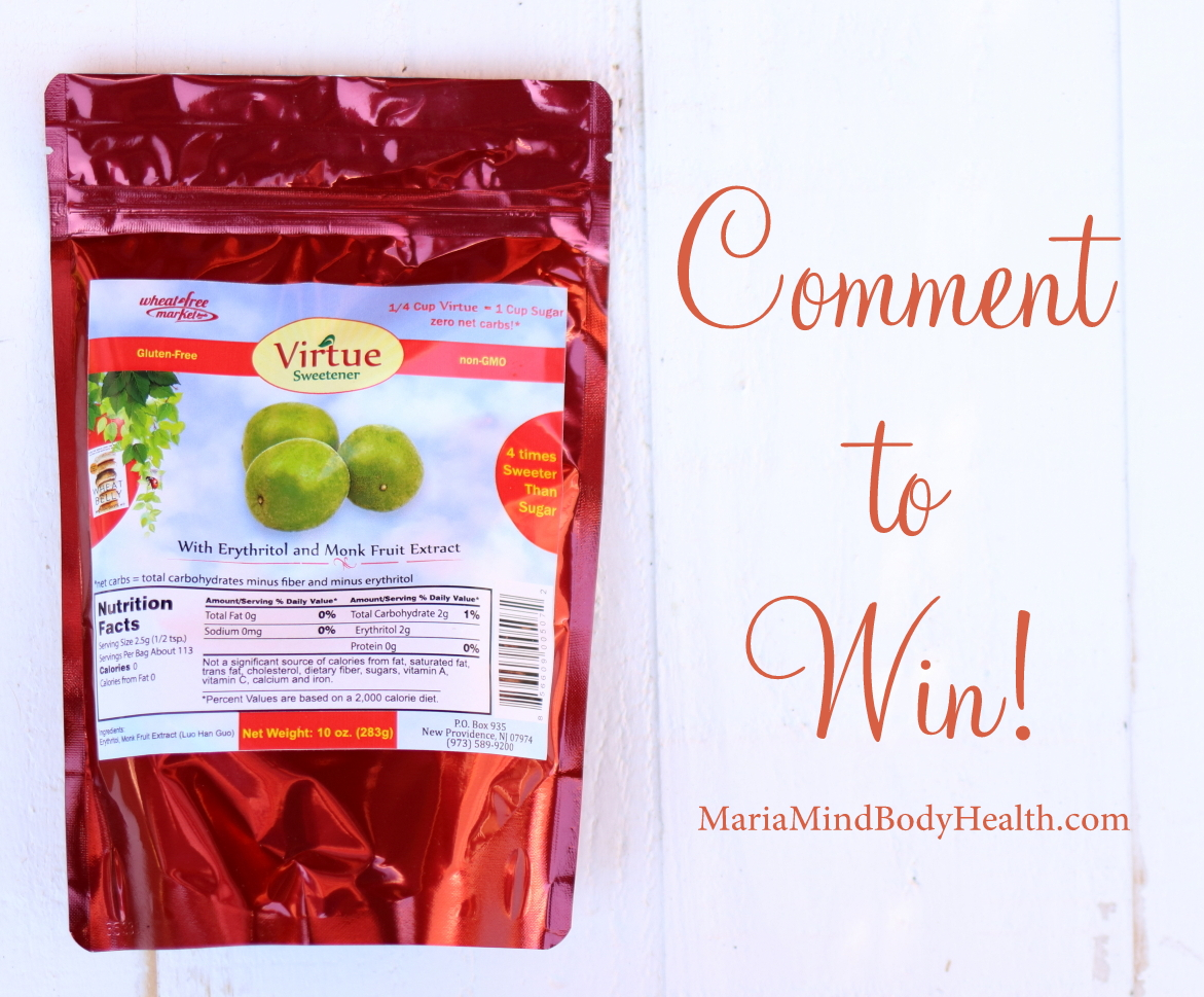 Wheat Free Foods Giveaway