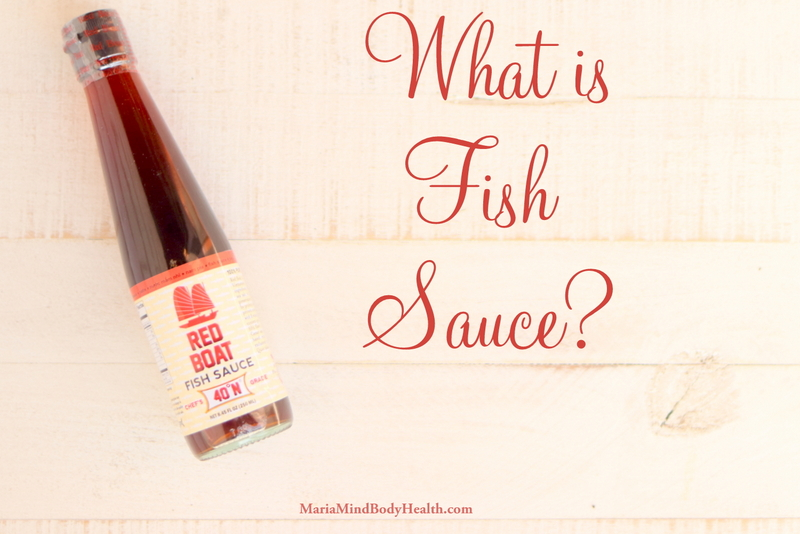 What is Fish Sauce?